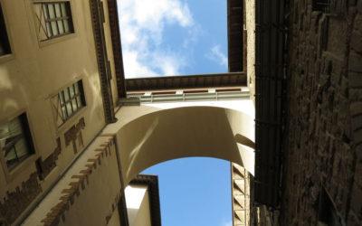 Palazzo Vecchio e Galleria degli Uffizi di nuovo uniti dopo secoli