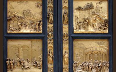 La Porta del Paradiso: un capolavoro di Lorenzo Ghiberti