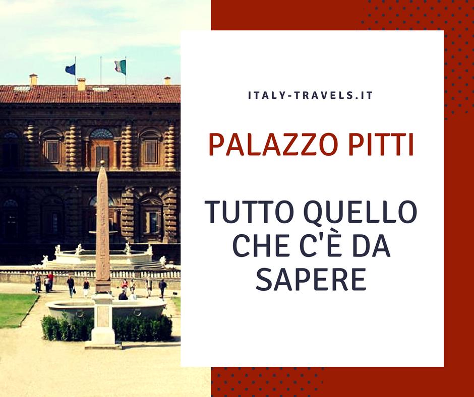 Palazzo pitti storia curiosit e consigli per la visita for Palazzo pitti orari
