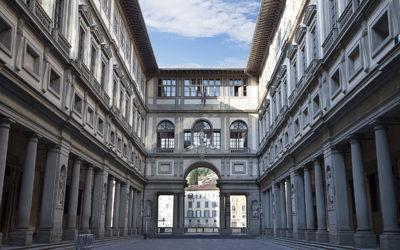 Galleria degli Uffizi cosa vedere: Michelangelo e Raffaello faccia a faccia
