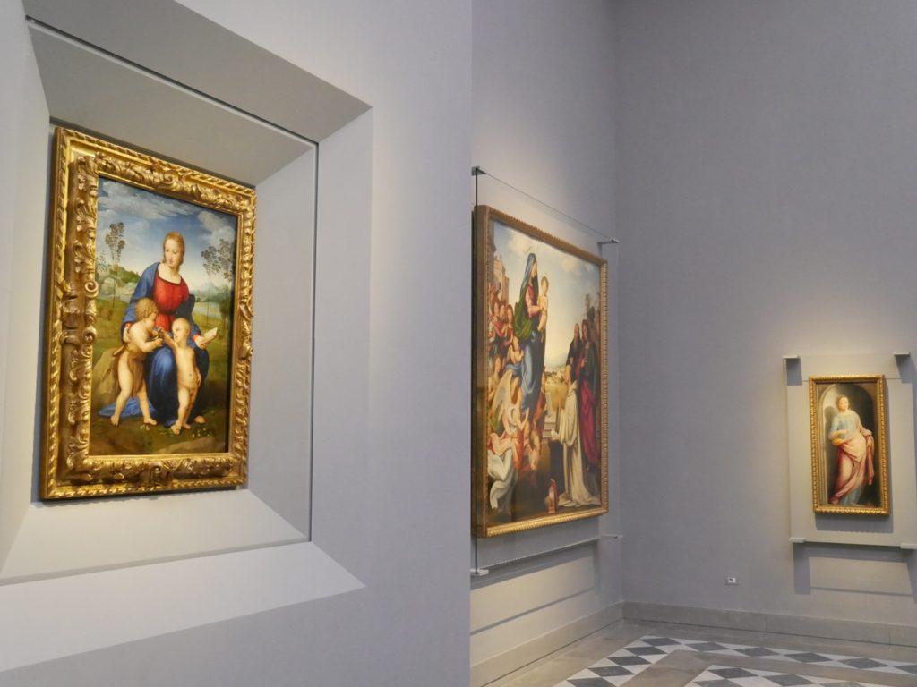 Madonna del Cardellini- Raffaello Sanzio Galleria degli Uffizi salta coda