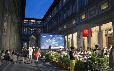 Apriti Cinema alla Galleria degli Uffizi: il cinema in un luogo speciale