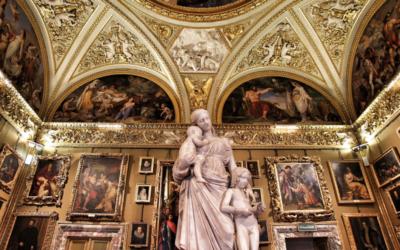 I capolavori della Galleria Palatina a Palazzo Pitti da non perdere