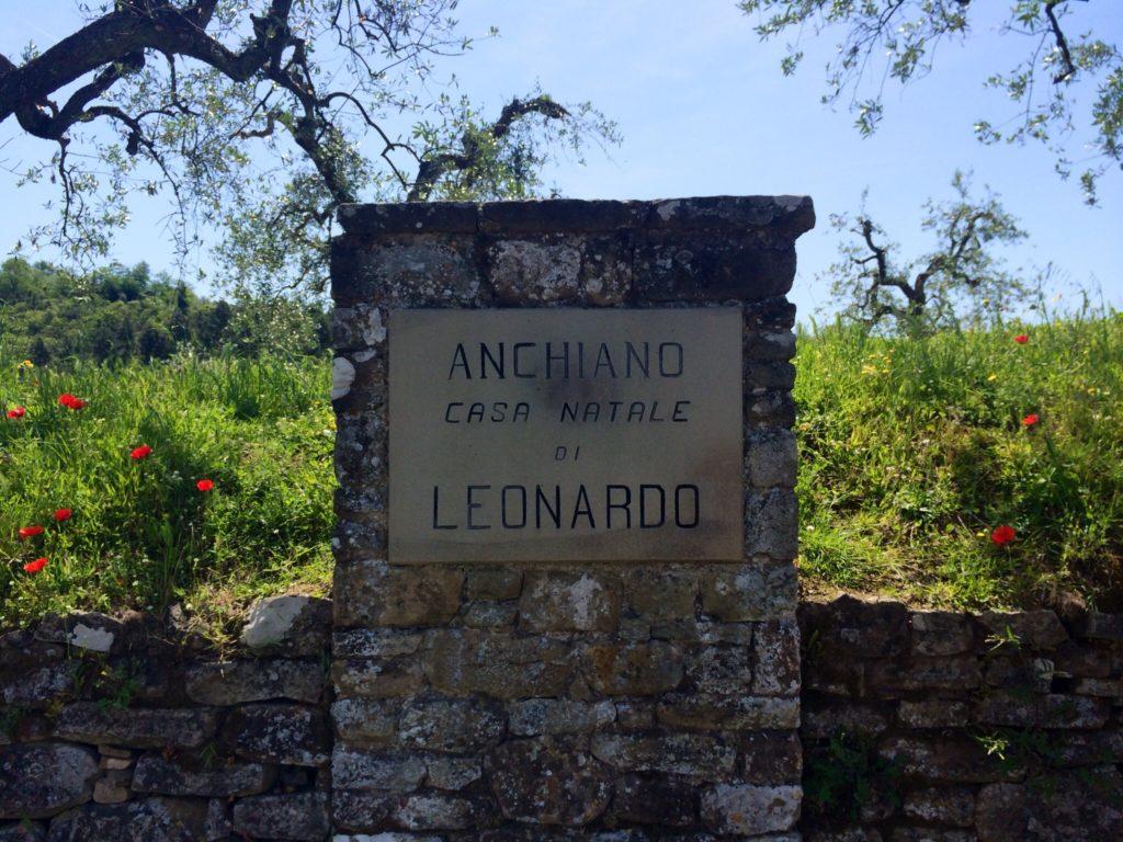 Casa natale di Leonardo Da Vinci