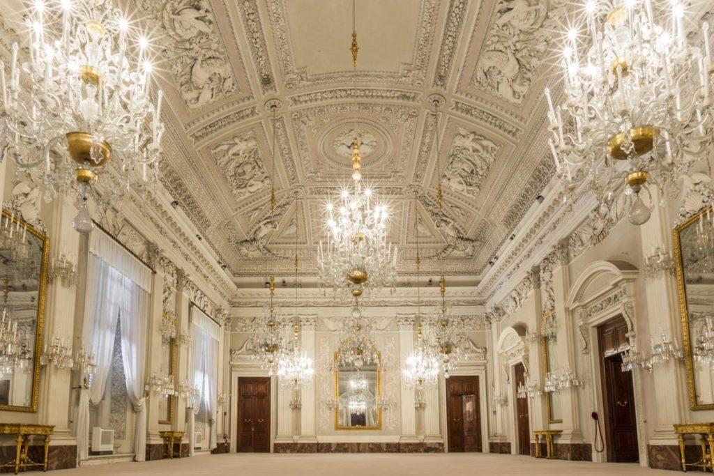 Sala Bianca Palazzo Pitti