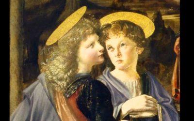 Leonardo da Vinci alla Galleria degli Uffizi: l'arrivo del Codice Leicester