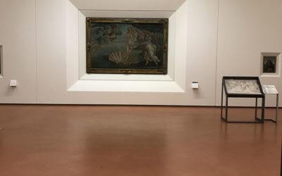 Le nuove sale di Botticelli agli Uffizi