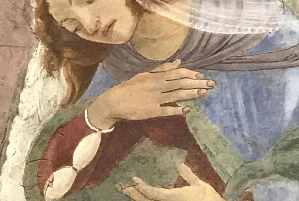 Botticelli agli Uffizi