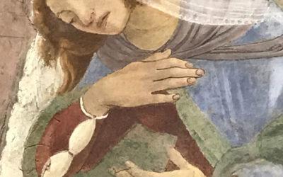 Botticelli agli Uffizi: un'inedita Annunciazione esposta al museo