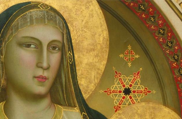 Giotto agli Uffizi