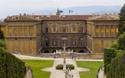 Palazzo Pitti a Firenze: un Caffé con vista mozzafiato!