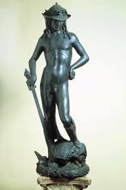David Donatello Museo del Bargello