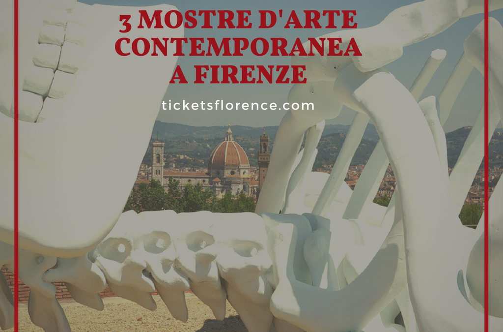 arte contemporanea a firenze