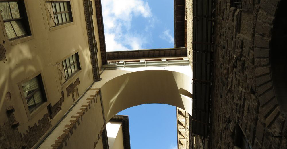 Palazzo Vecchio e Galleria degli Uffizi uniti