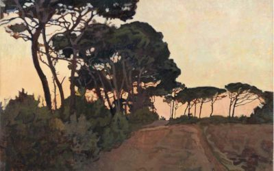 Villa Bardini e i dipinti di Lloyd: la città ai tuoi piedi in una notte stellata