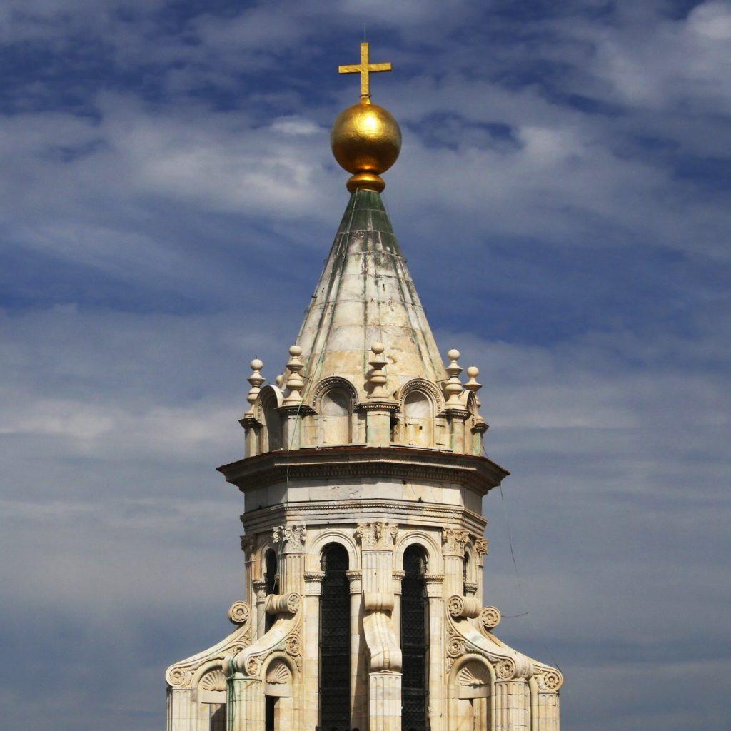 Sfera dorata Duomo di Firenze - Curiosità su Firenze