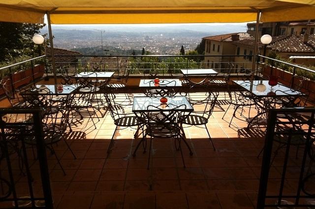 terrazza 45 Fiesole