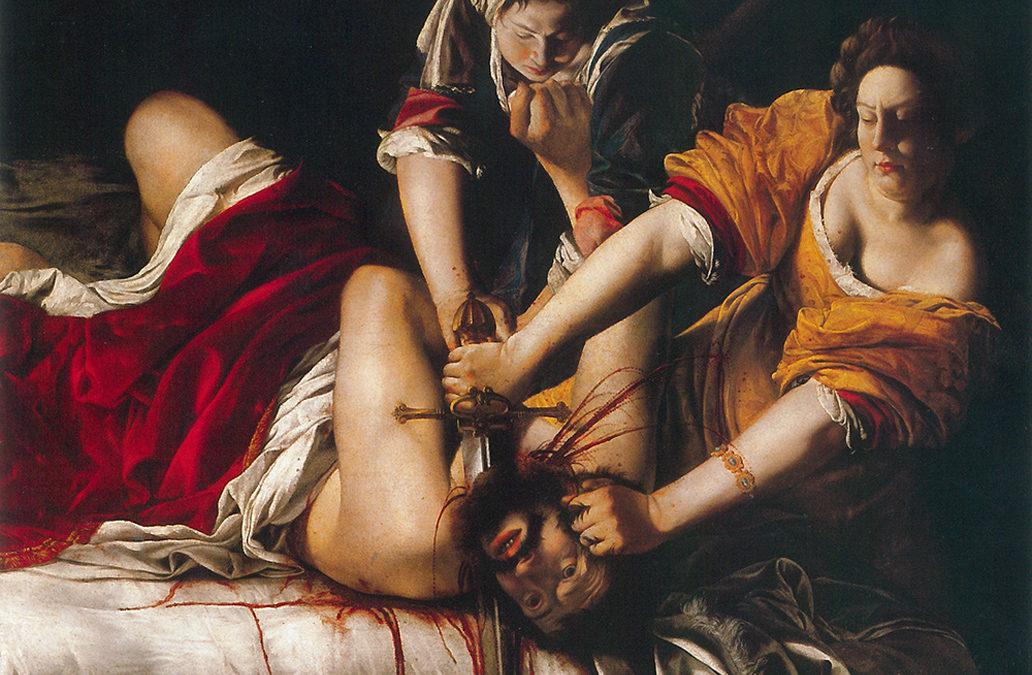 artemisia-gentileschi-uffizi-giuditta-oloferne