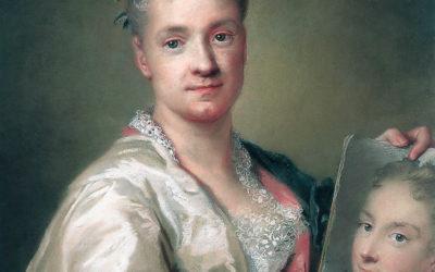 L'Arte delle Donne agli Uffizi – Rosalba Carriera