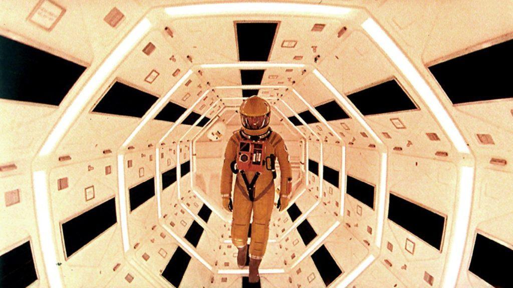 2001 Odissea nello spazio agli Uffizi