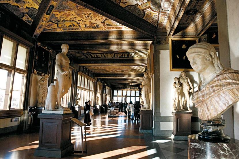 Scoprire Filippo Lippi alla Galleria degli Uffizi