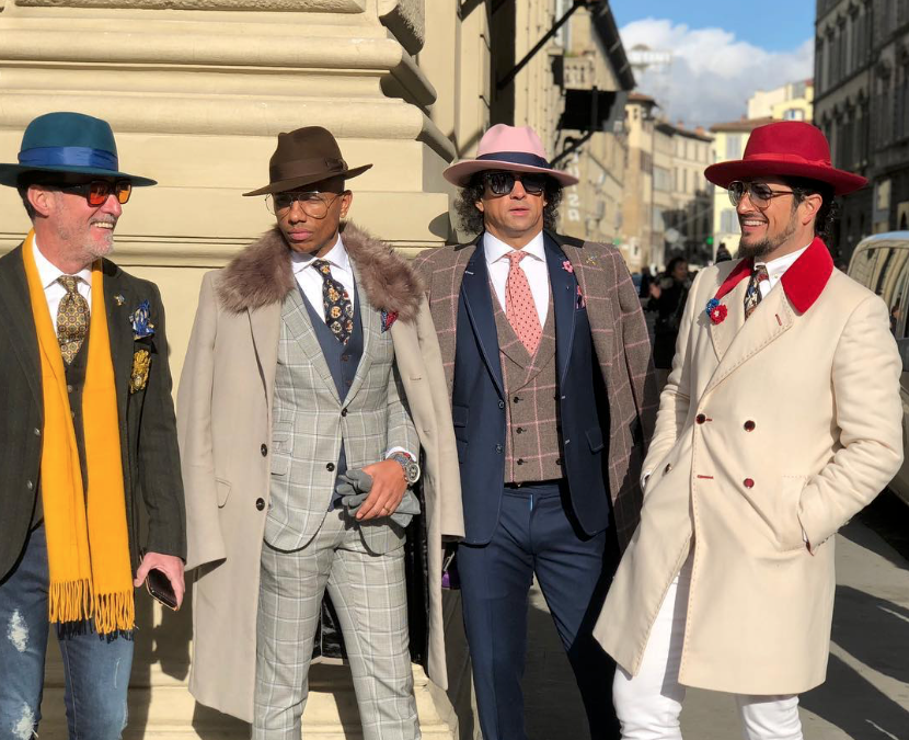 Pitti uomo 2019
