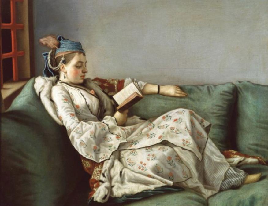 Liotard alla Galleria degli Uffizi