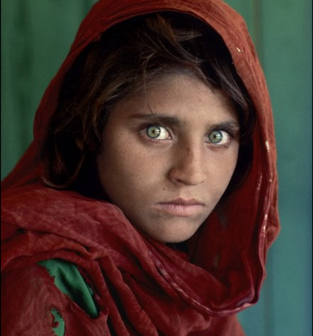 Ragazza Afgana McCurry