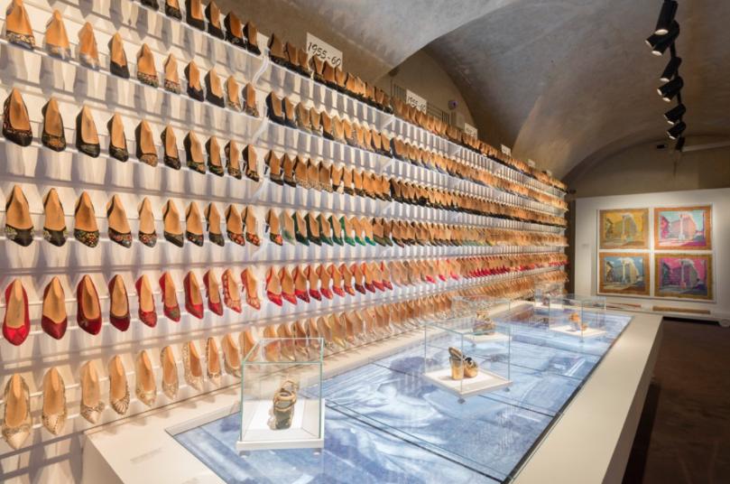 "Il Museo Ferragamo a Firenze ospita ""L'Italia a Hollywood"""