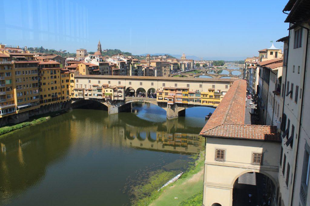 Ponte Vecchio dagli Uffizi