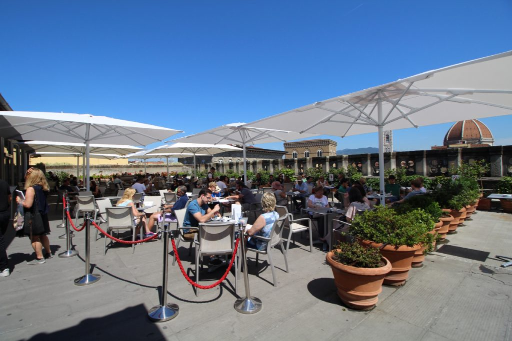 Terrazza Uffizi - caffetteria