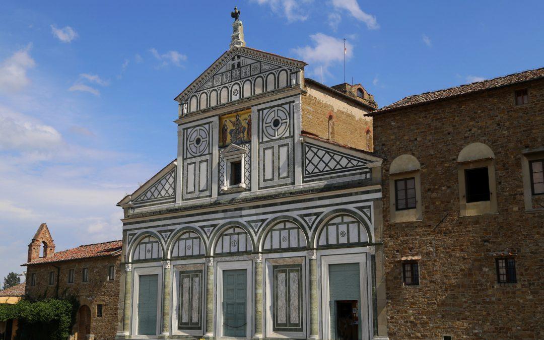 San Miniato al Monte a Firenze