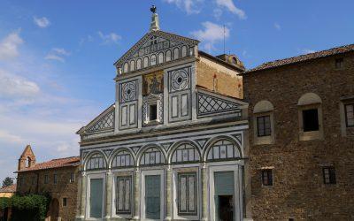 San Miniato al Monte a Firenze – Luogo del Cuore