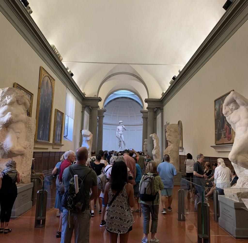 Galleria dei Prigioni Firenze