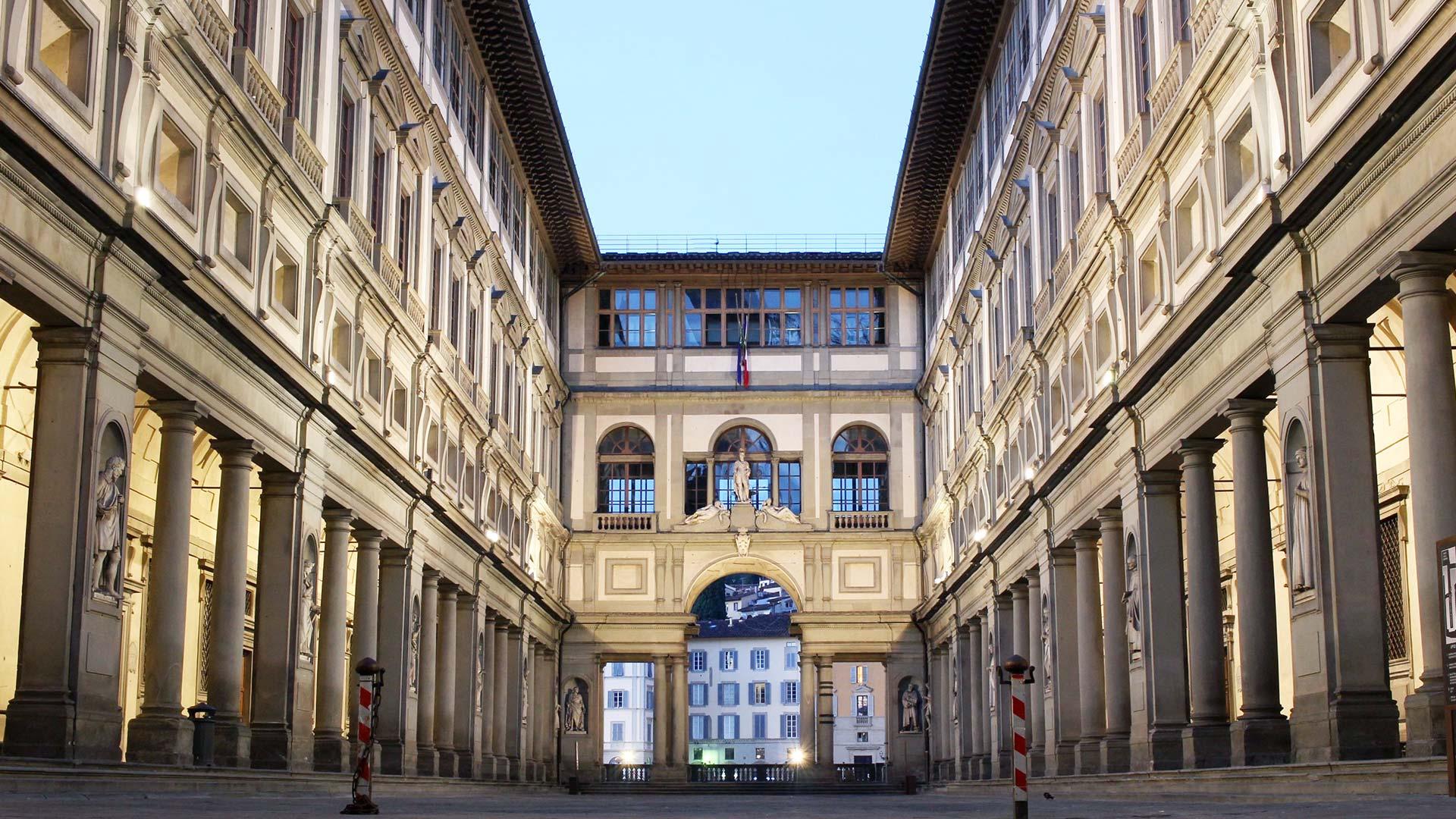 Le 3 opere più famose della Galleria degli Uffizi