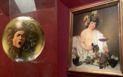 Caravaggio alla Galleria degli Uffizi