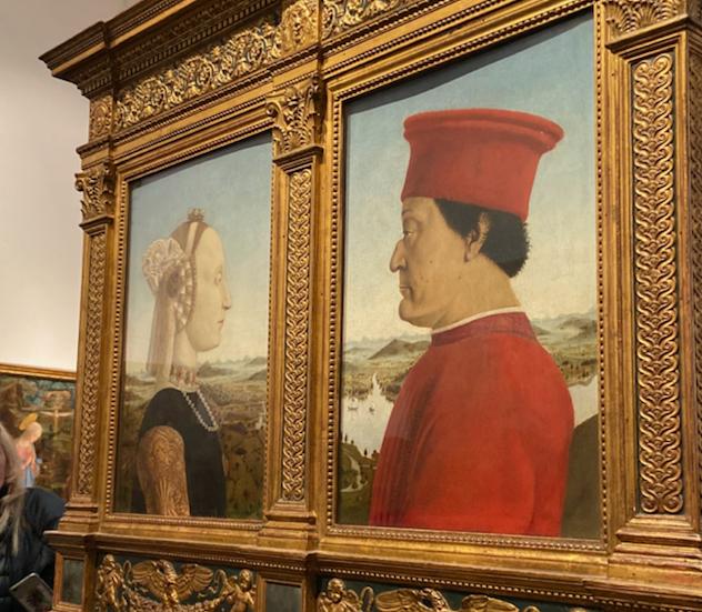 Ritratti dei Duchi di Urbino