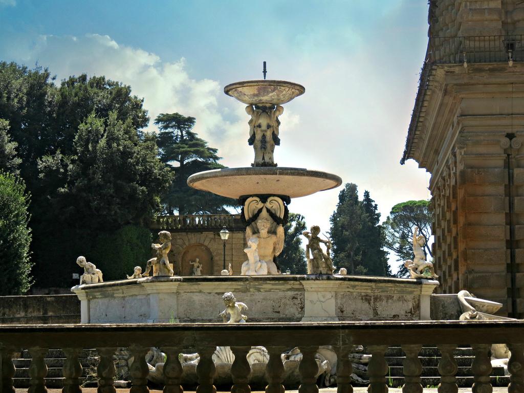 Fontana dei Carciofi