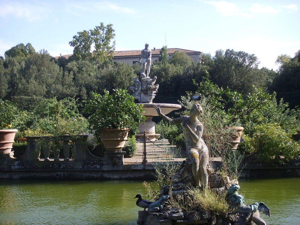 Fontana dell'Oceano - Boboli