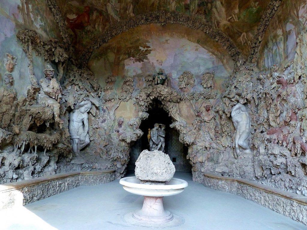 Grotta del Buontalenti - Giardino di Boboli
