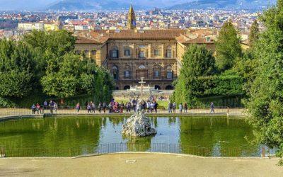 Visitare il Giardino di Boboli e le sue fontane
